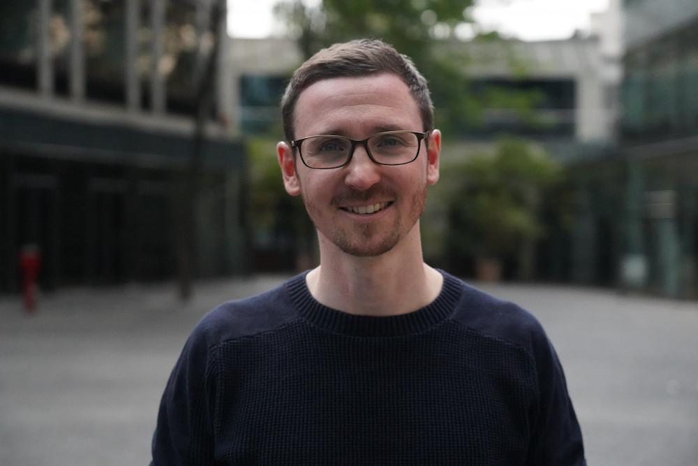 Portrait Florian Stinner
